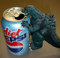 Super Mega Metal Battle: Gojira vs. D-Pepsican