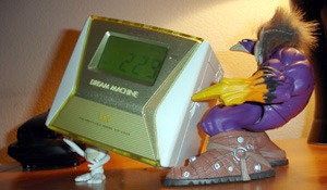 The Maxx vs. AlarmClock