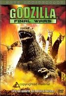 Godzilla: Final Wars DVD